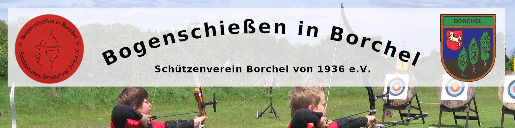 Bogenschießen in Borchel
